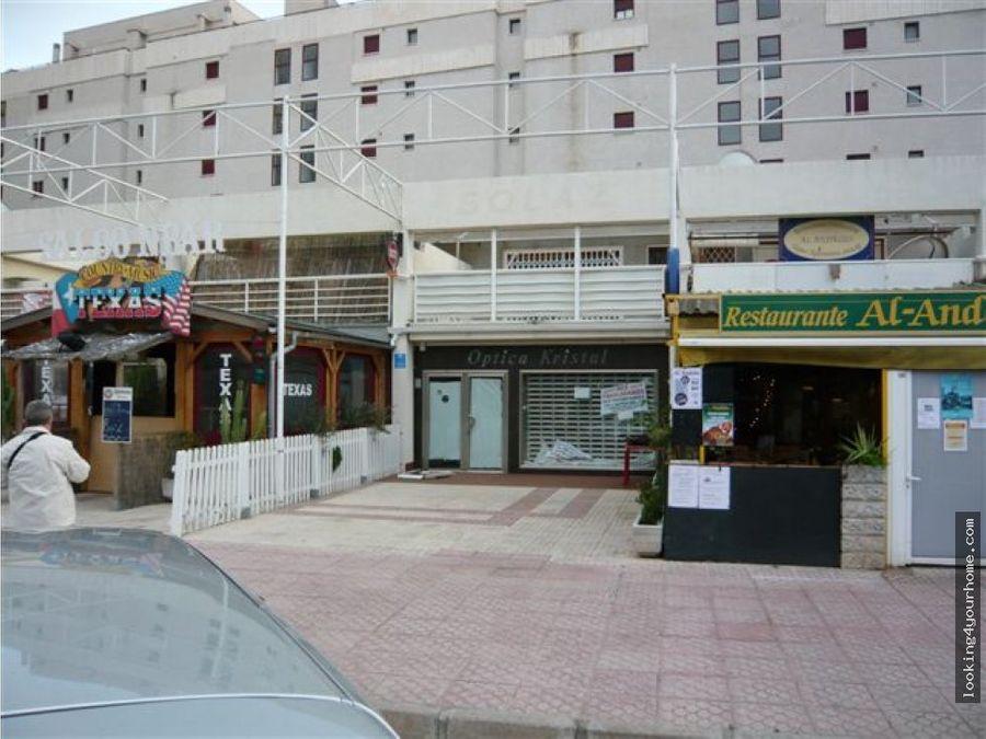local comercial sbm100811