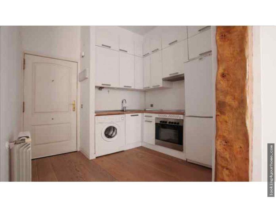 apartamento en huertas
