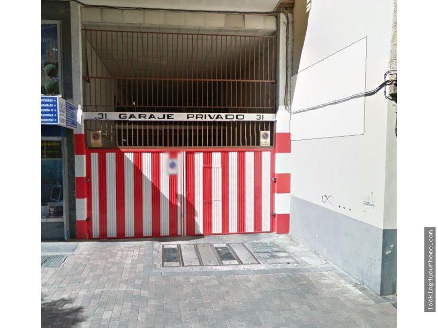 plaza de garaje en tetuan palencia 31