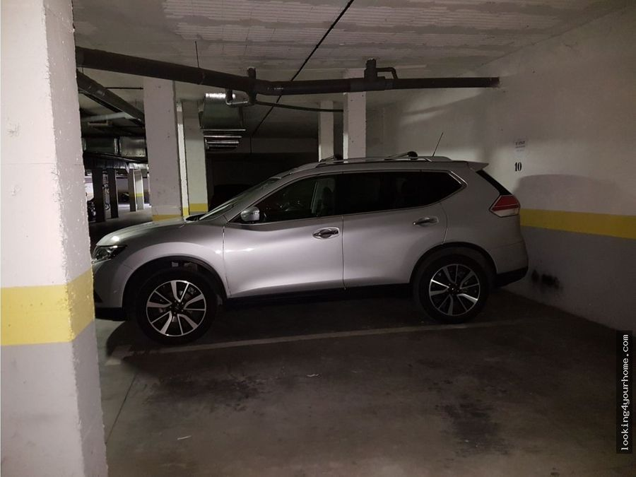 plaza de garaje en alapardo