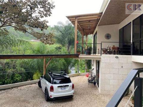 casa en alquiler atenas great modern style rental in gated community