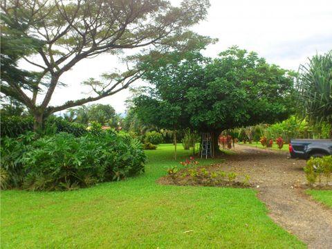 hermosa quinta en sarapiqui