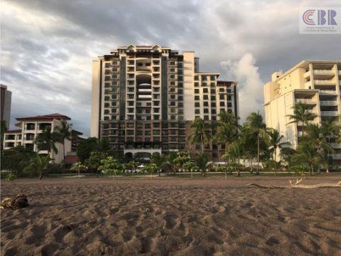 venta de condominio den hotel de 5 estrellas playa jaco