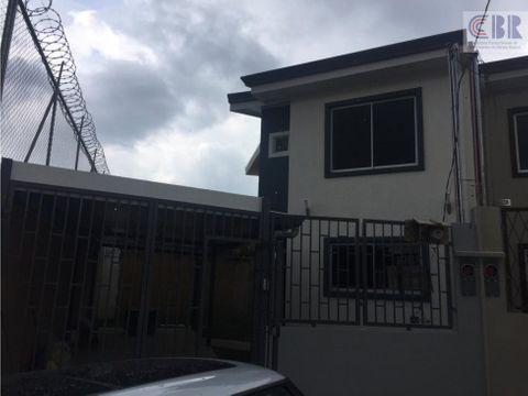 venta de linda casa nueva en cartago 75 millones de colones