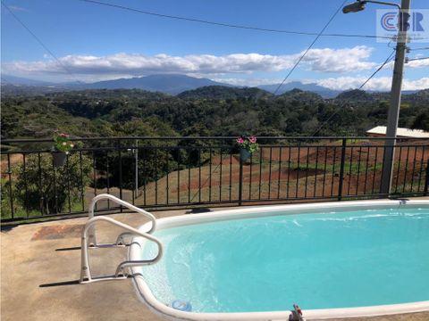 alquiler casa en santa eulalia con piscina atenas 1200