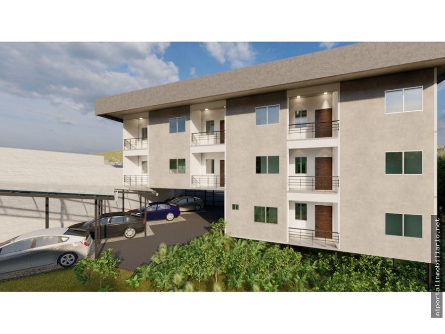 venta de terreno con proyecto de 10 apartamentos