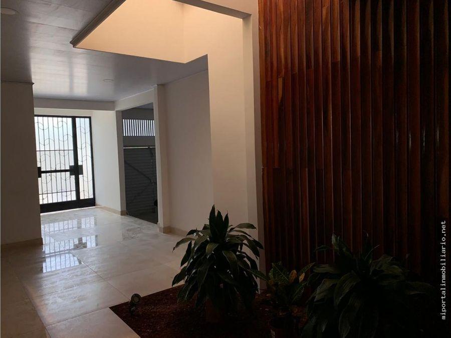 alquiler apartamentos barrio dent con todos los servicios