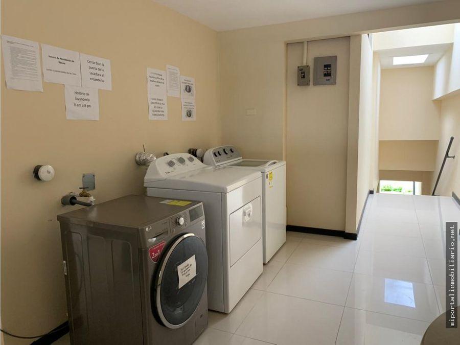 alquiler apartamentos los yoses con servicios incluidos