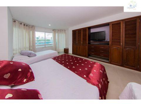3 habitaciones 9 personas tl3003b