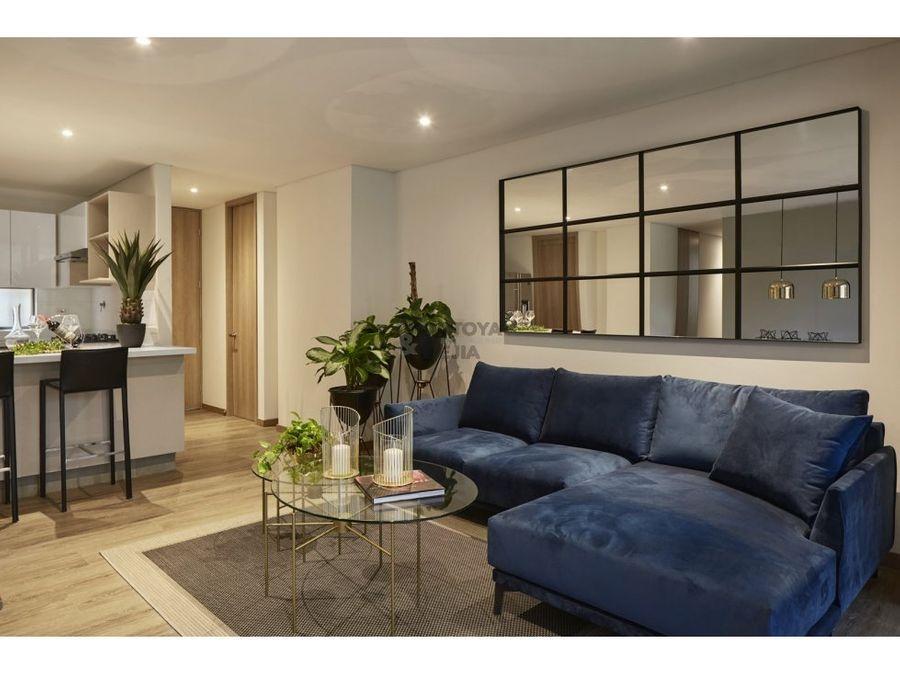 apartamento para la venta en la via linares