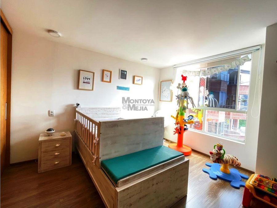 hermoso apartamento para la venta en san lucas