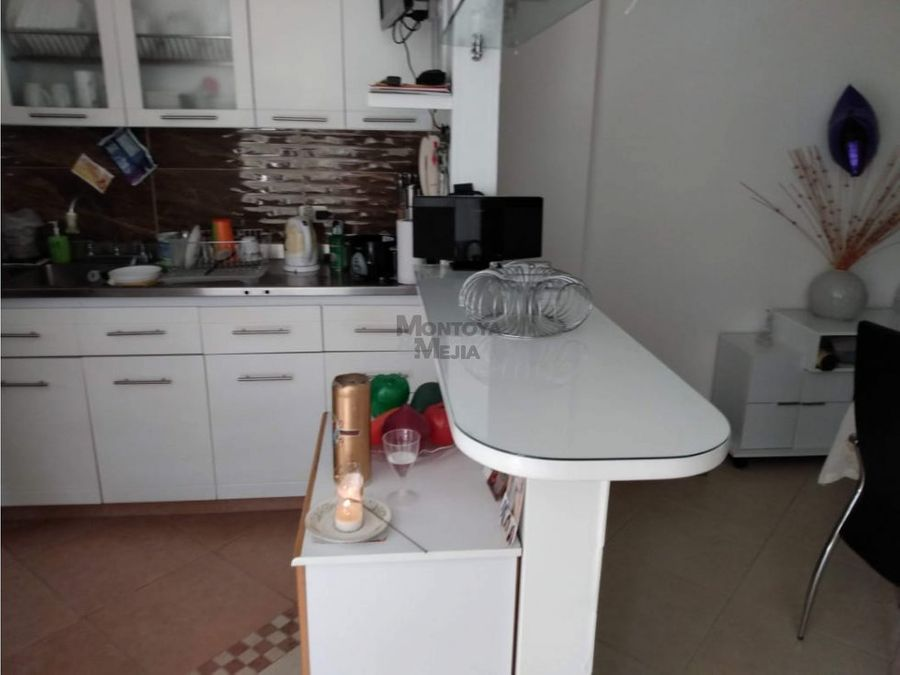 apartamento para la venta en la frontera medellin