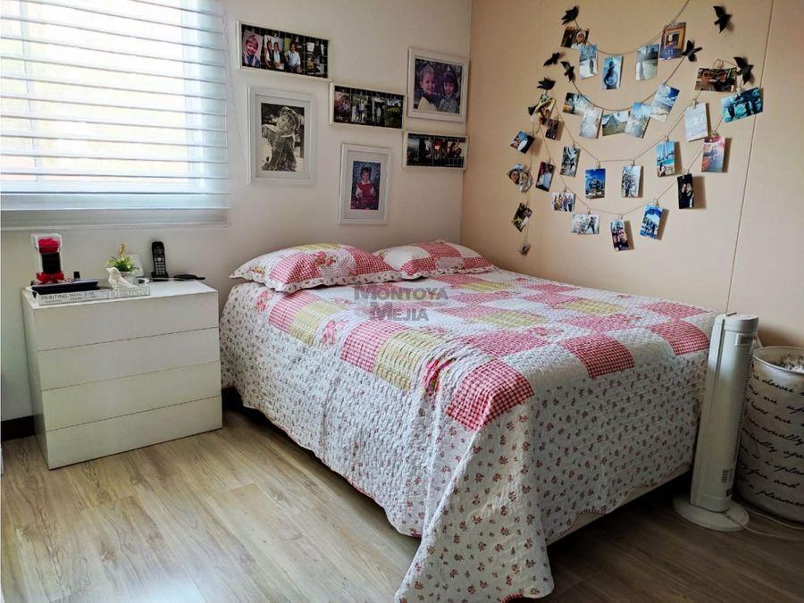 hermoso apartamento para la venta en zuniga envigado