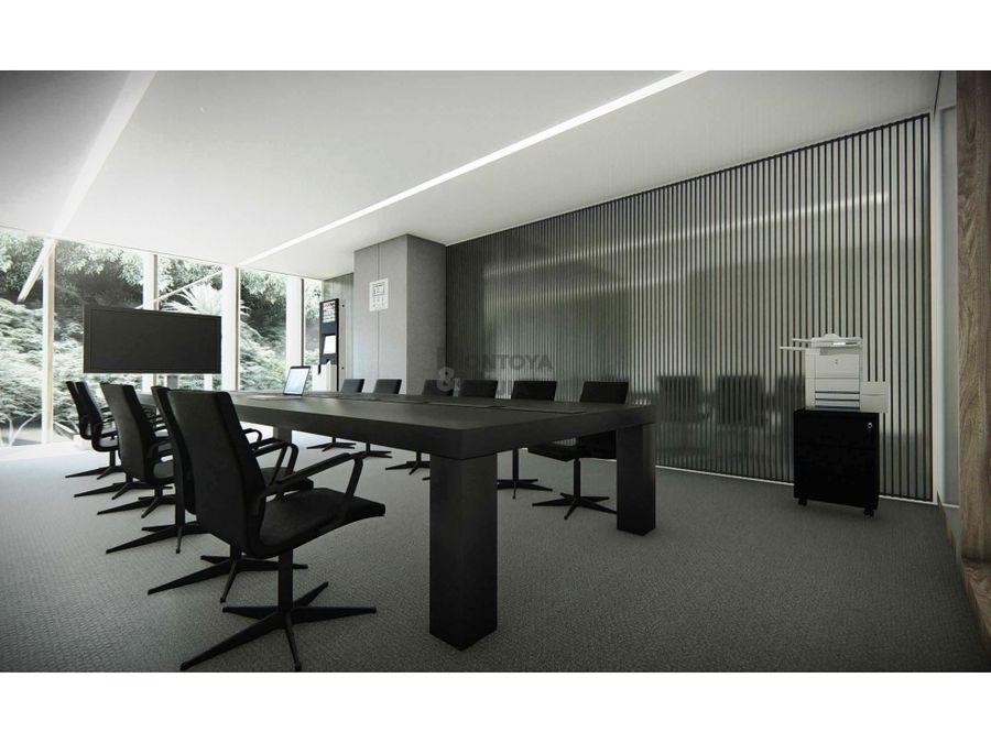 oficina en obra gris para la venta