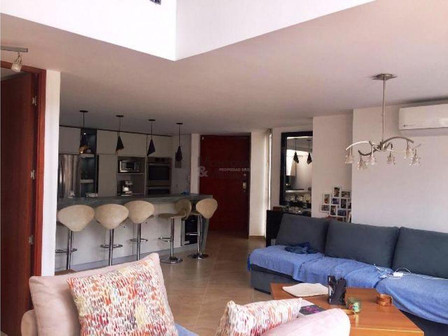 apartamento duplex para la venta en la transversal superior