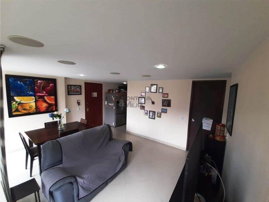 apartamento para la venta en sabaneta sector canaveralejo