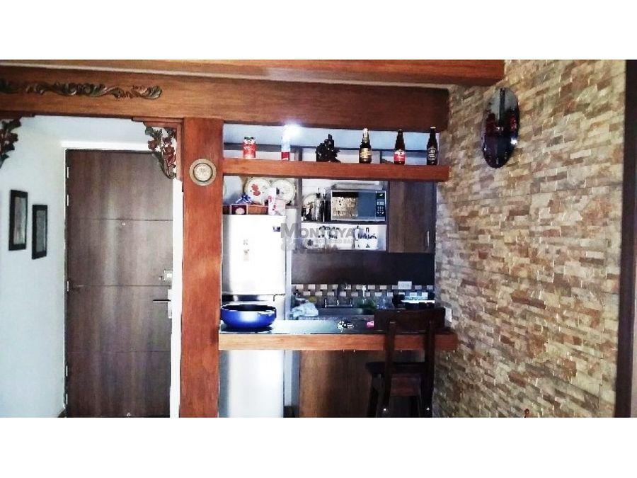 apartamento para la venta en el sector navarra en bello