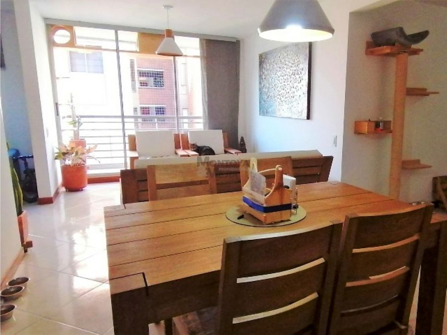 apartamento para la venta en el sector pontevedra envigado