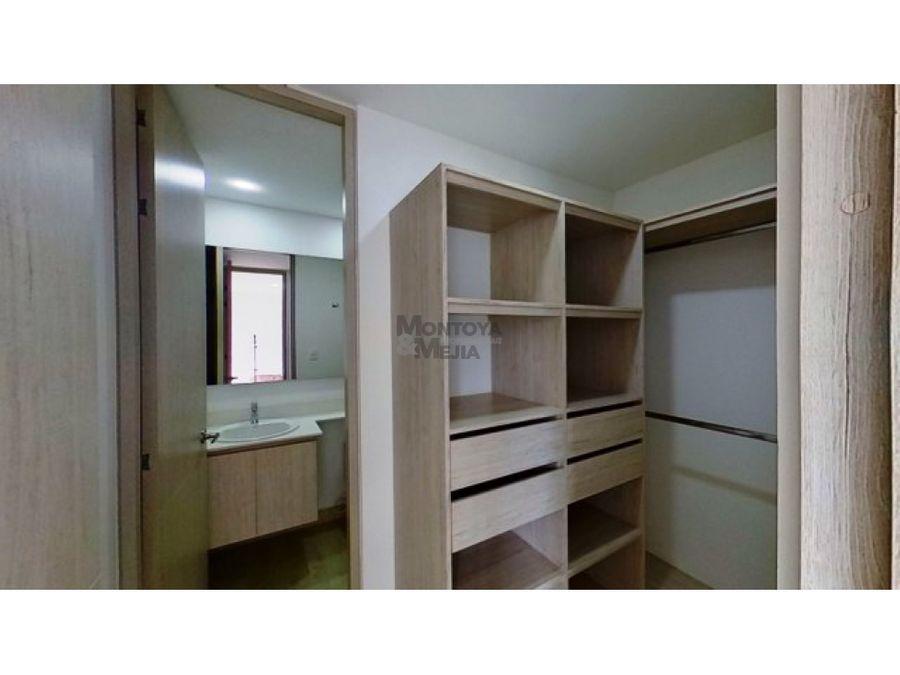apartamento para la venta en el sector de las lomitas sabaneta
