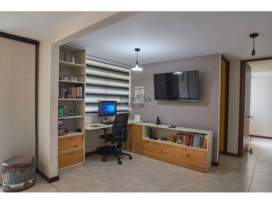 apartamento para la venta en la loma del barro envigado
