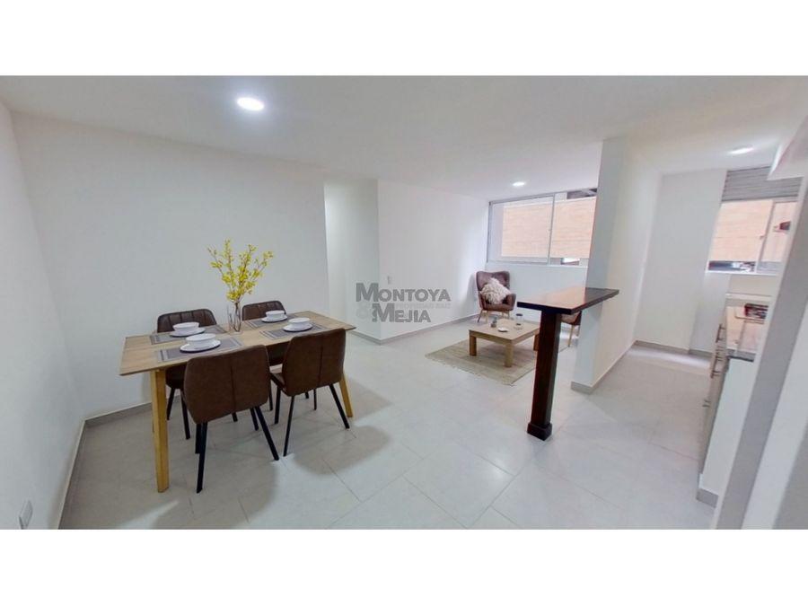 apartamento para la venta en rionegro sector 4 esquinas