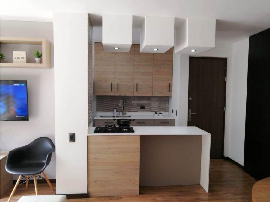 apartamento para la venta en la loma de cumbres