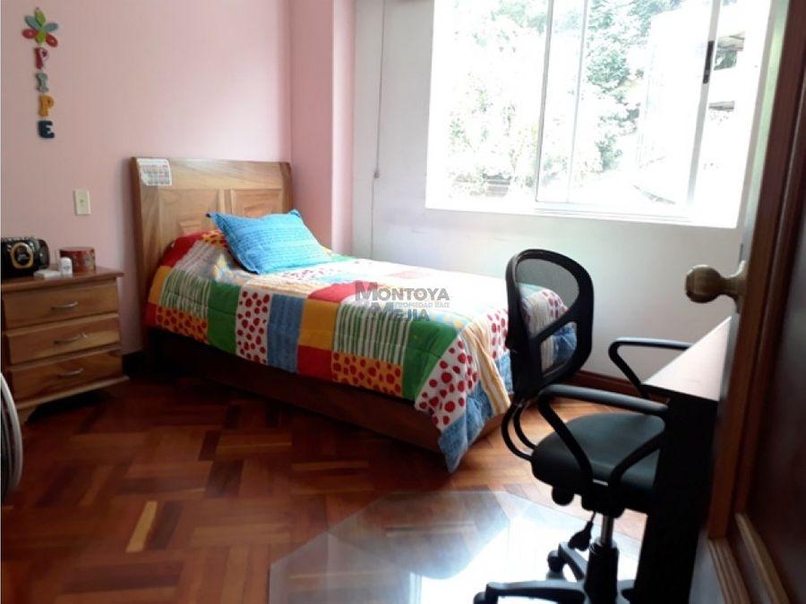 apartamento para la venta en el sector san lucas