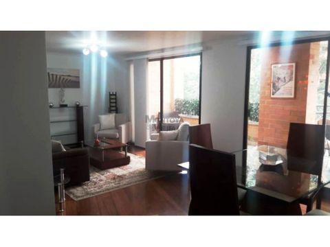 apartamento con excelente terraza en san lucas para la venta