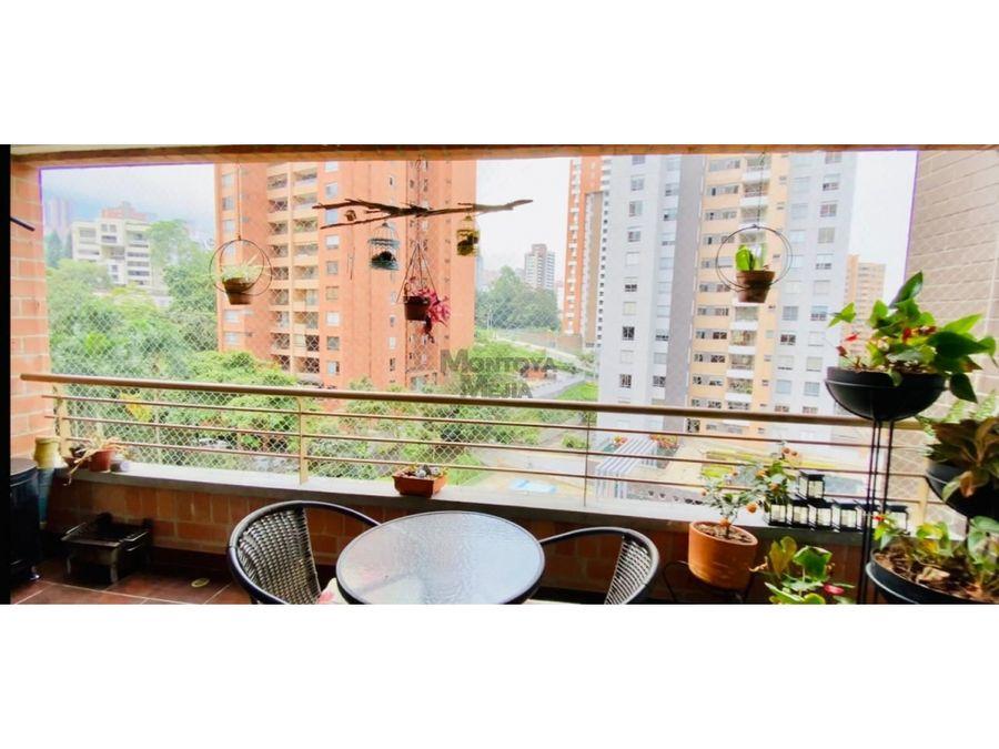 excelente apartamento para la venta en la loma de la tomatera