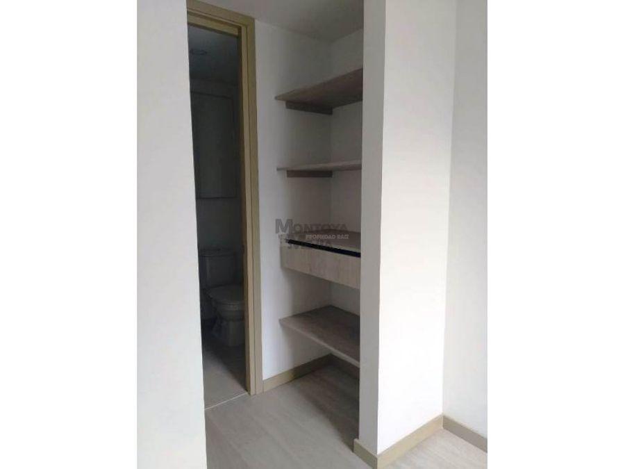 apartamento para la venta en niquia bello