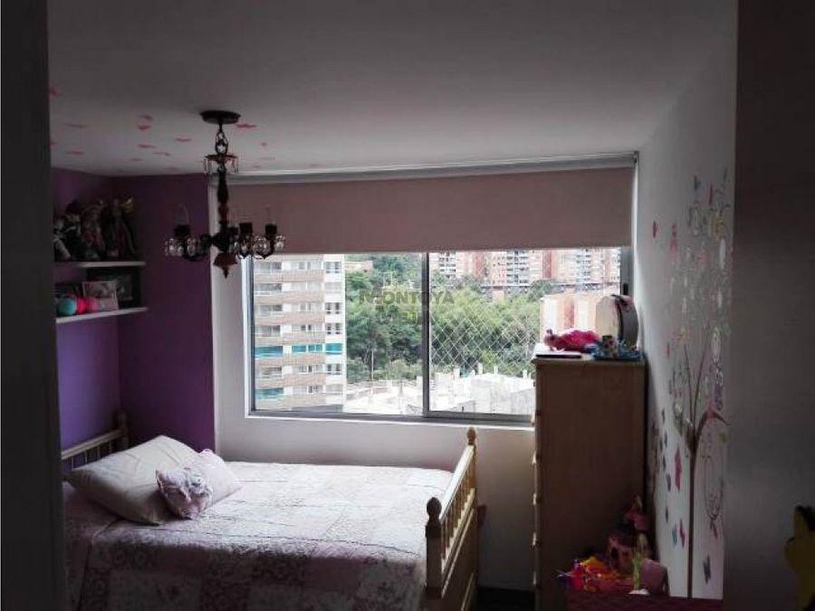 apartamento para la venta loma del chocho envigado