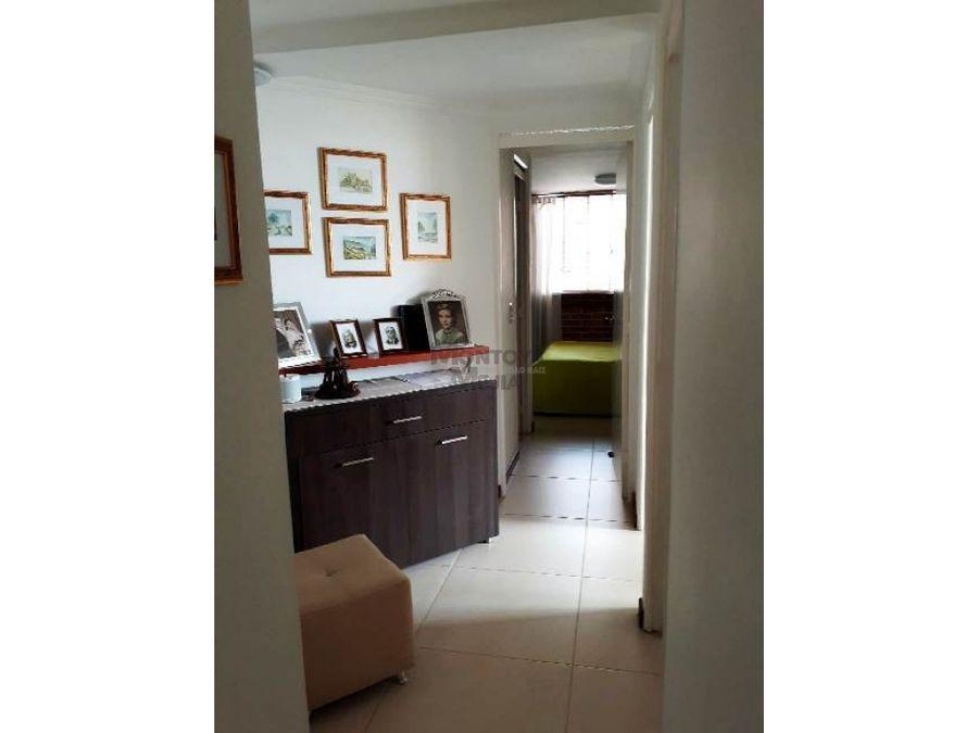 apartamento para la venta barrio la inmaculada sector las cometas