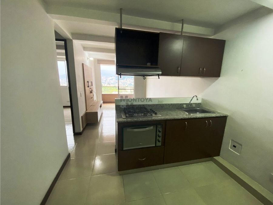 apartamento para la venta en itagui viviendas del sur