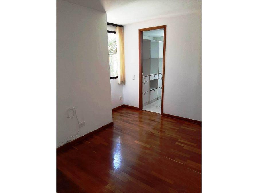 apartamento para la venta en san lucas el poblado medellin