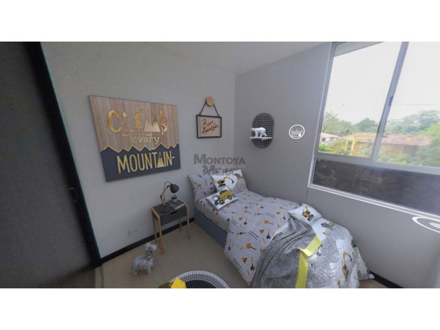 apartamento para la venta en el sector la aldea