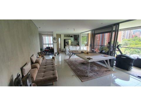 apartamento para venta en el sector de provenza el poblado medellin