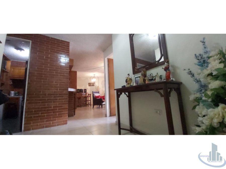 apartamento en venta en juan pablo ii montalban
