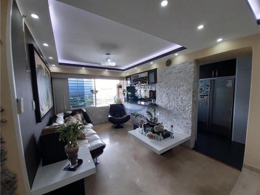 apartamento en venta santa monica distrito capital