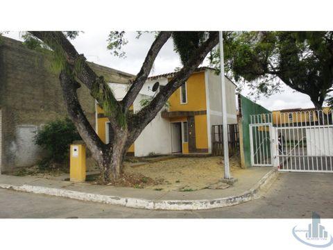 townhouse en venta los samanes charallave