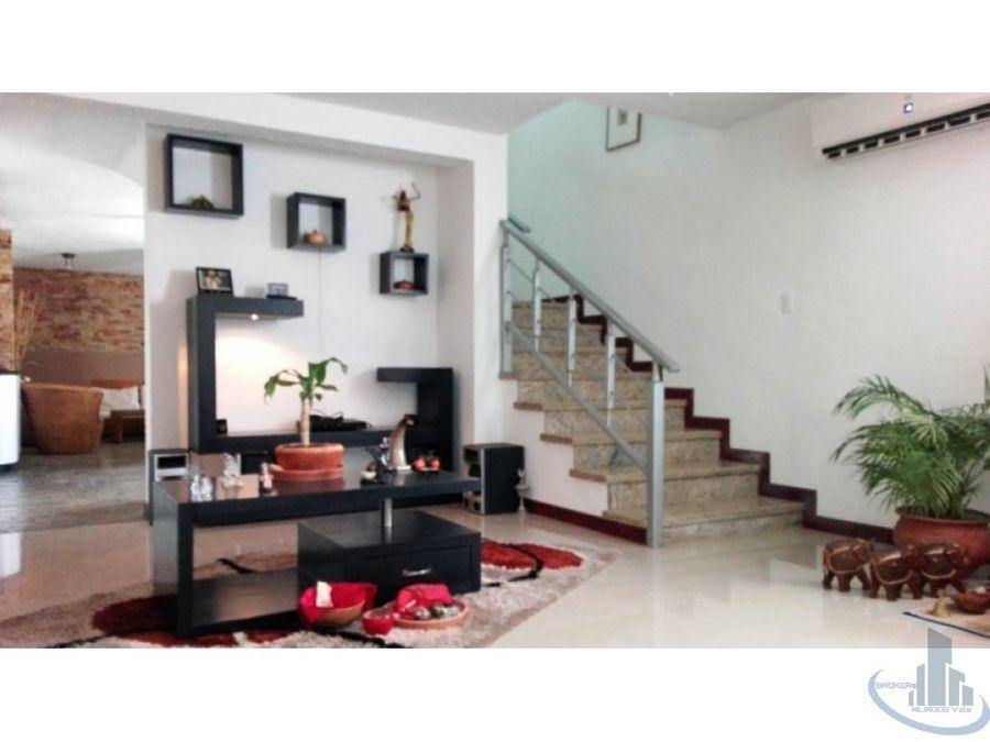 casa en venta charallave los samanes