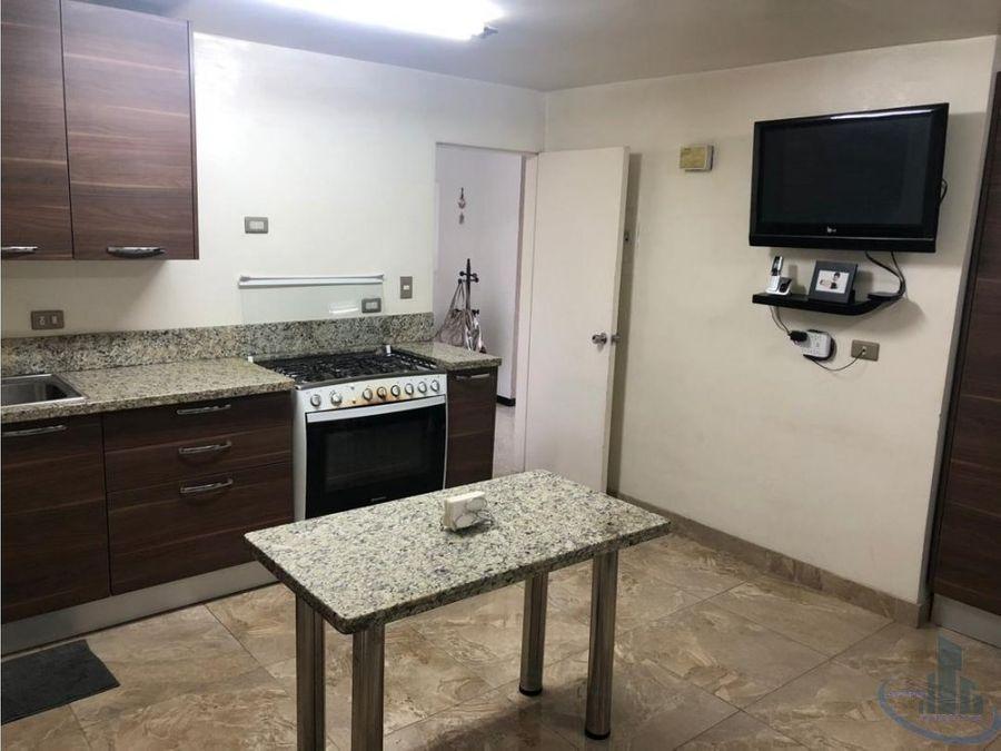 apartamento en venta san bernardino libertador