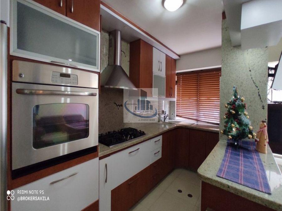 apartamento en venta santa monica libertador distrito capital