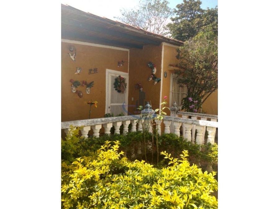 casa villas country via charallave cua
