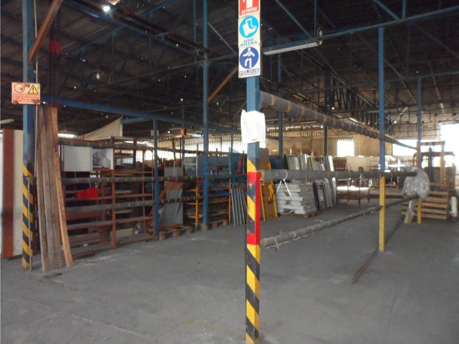 galpon industrial en venta guatire miranda