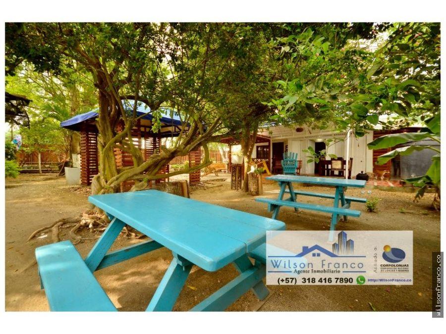 venta casa campestre manzanillo del mar cartagena