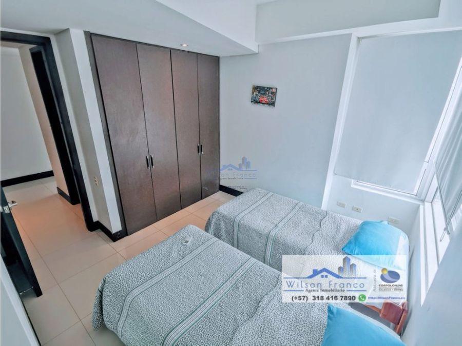 apartamento en venta vista al mar palmetto bocagrande cartagena