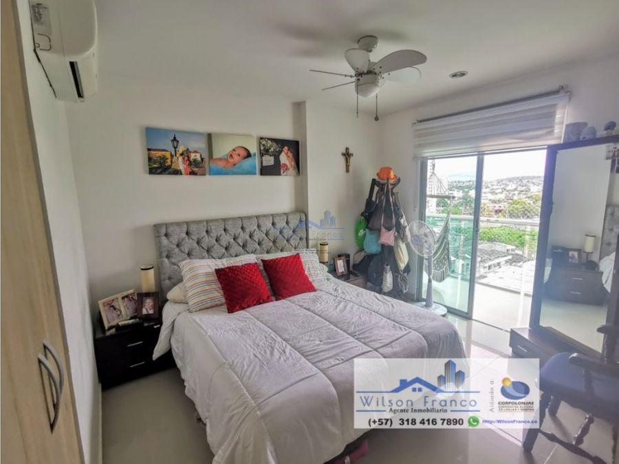 apartamento en venta los alpes cartagena de indias