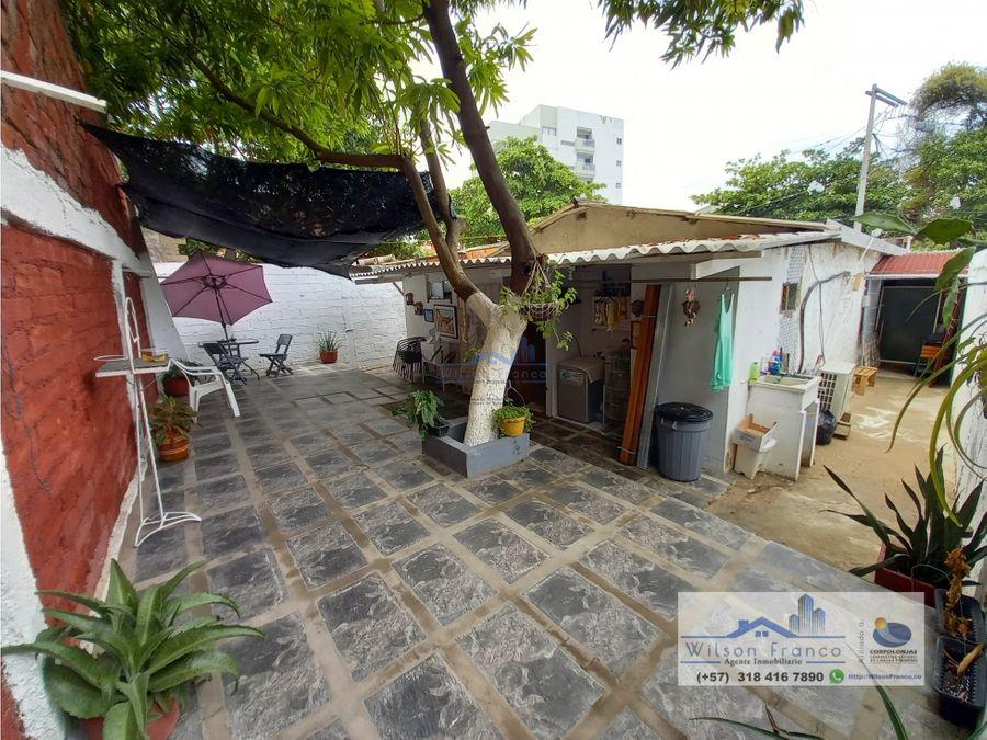 casa en venta barrio el bosque cartagena de indias