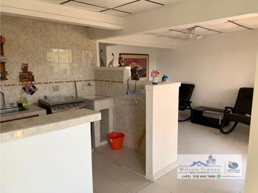 casa en venta bifamiliar dos apartamentos las gaviotas cartagena