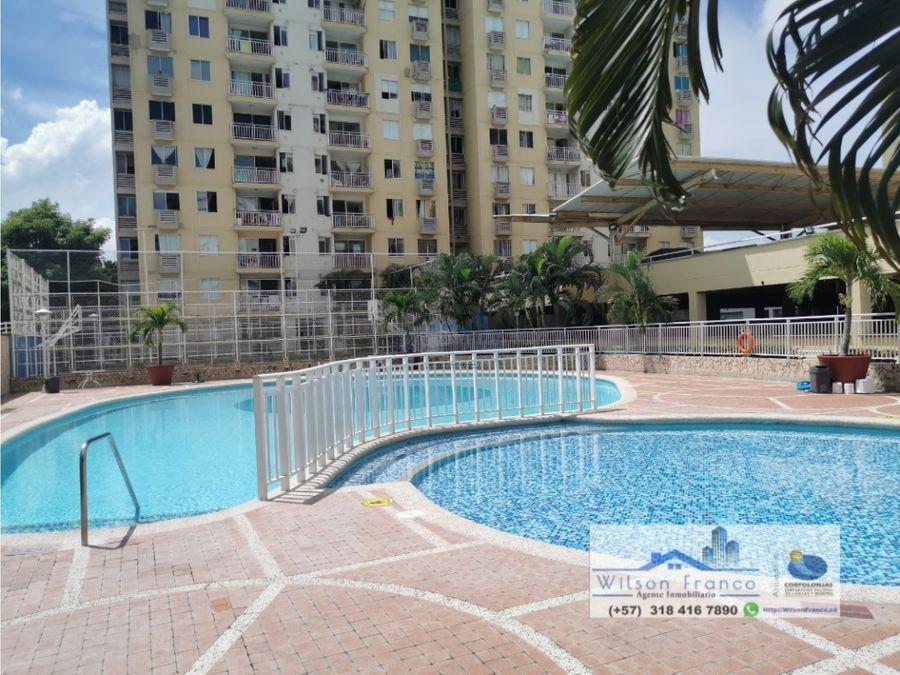 apartamento en venta conjunto residencial plazuela mayor cartagena